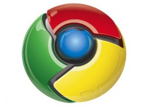 google chrome 13 barra 300x214 Chrome batte Internet Explorer