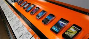 vendite di smartphone